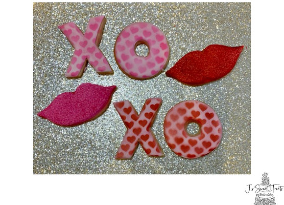 XOXO Cookie Package