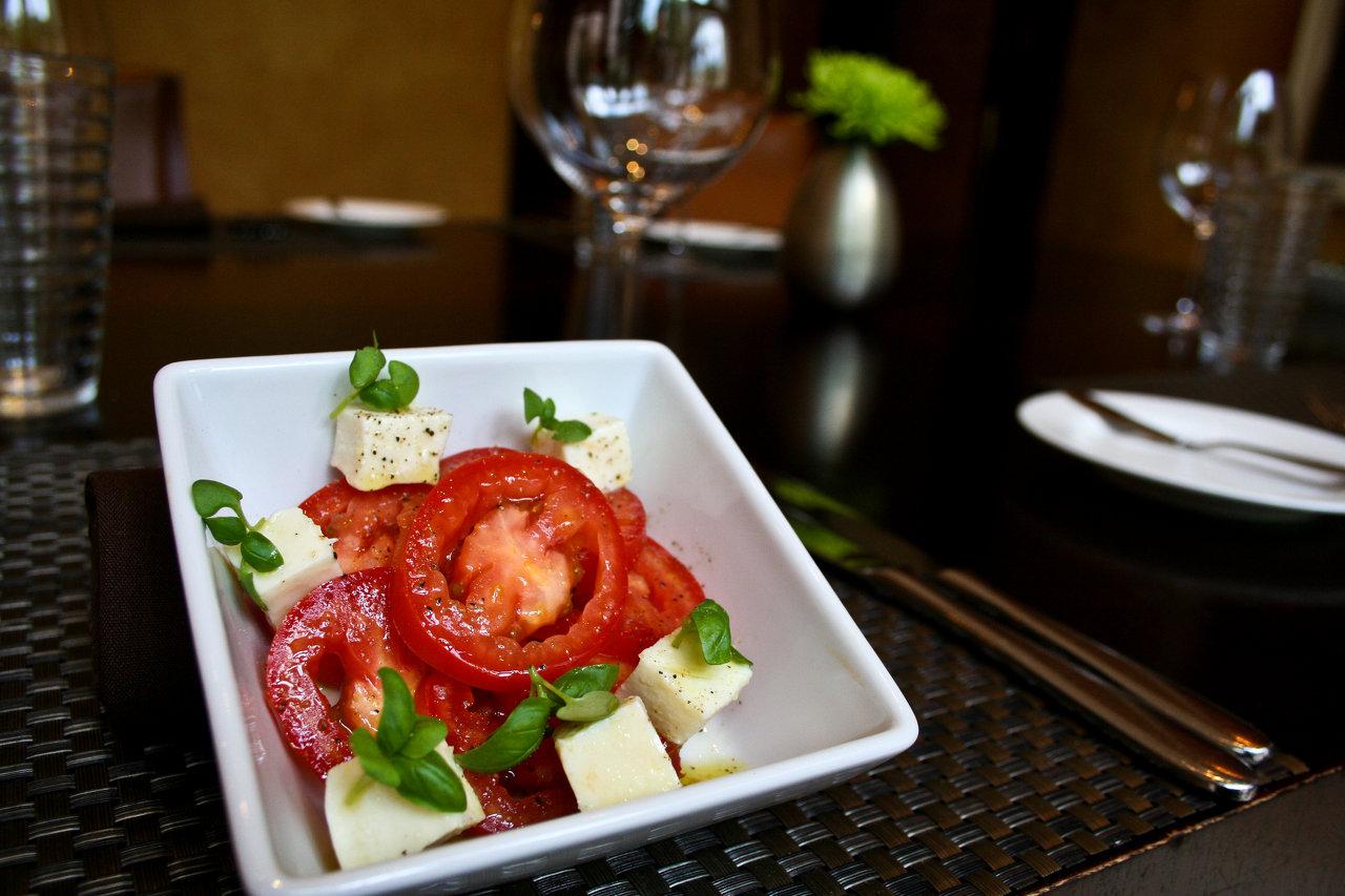 Cassandra Young  Tomato & Feta Salad