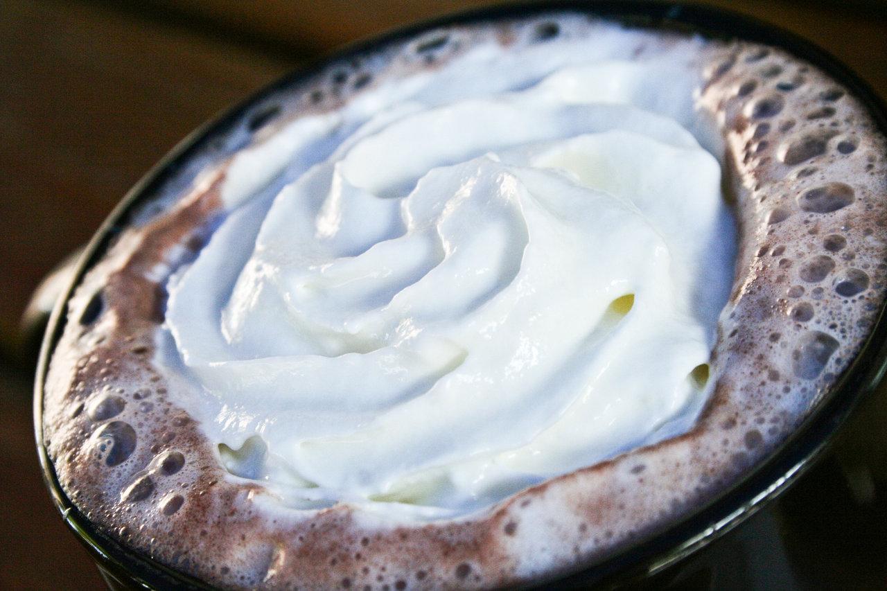 Cassandra Young - Hot Chocolate