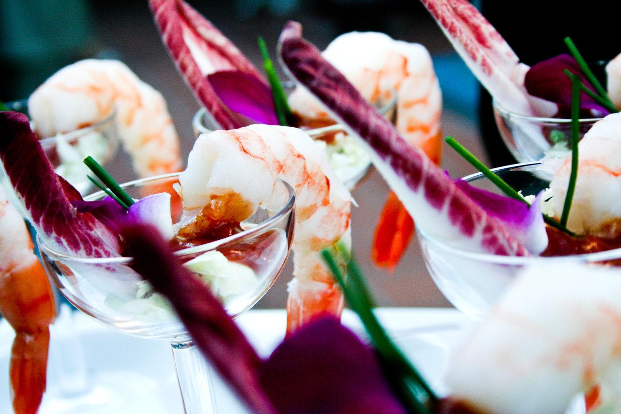 Cassandra Young - Shrimp Cocktail