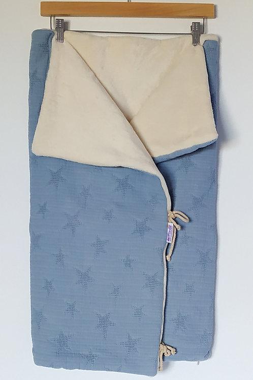 Sacos de capazo invierno azul