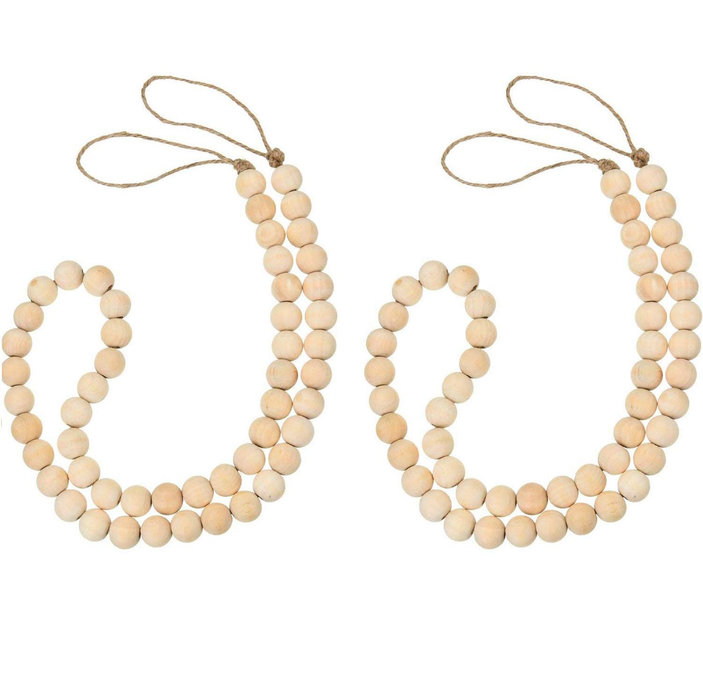 Wooden Decor Beads