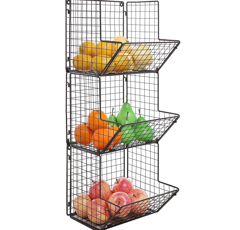 Fruit Tier Storage