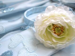【ご依頼】お花のヘッドドレス