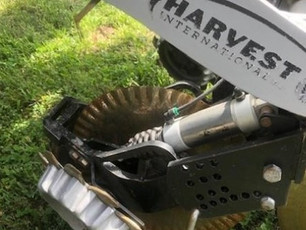 Hydraulic Downforce Payback on Row Crop Planters
