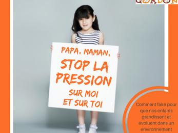 #Stoplapression en famille !