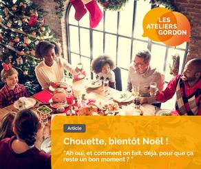 Chouette, bientôt Noël !