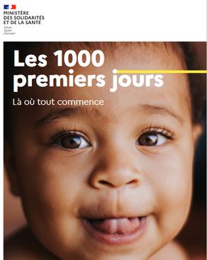 Le rapport des 1000 premiers jours de l'enfant