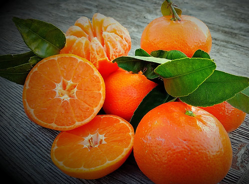 10 kg Mandarinas  Ecológicas Zumo.