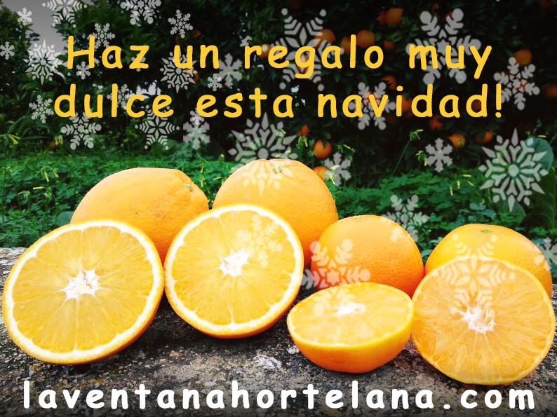Regala naranjas