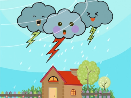 Lightning Activities for Kids