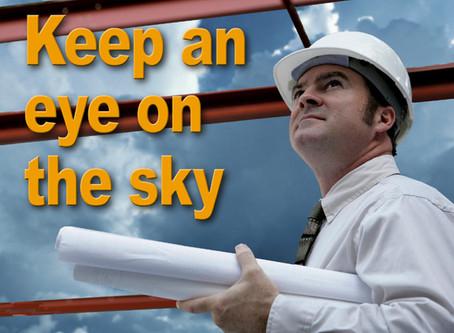 Lightning Safety on the Job