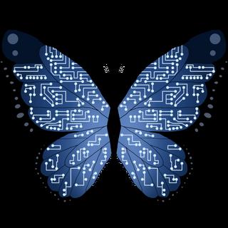 Cyber Butterfly
