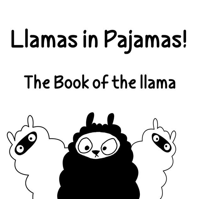 Llamas in Pajamas