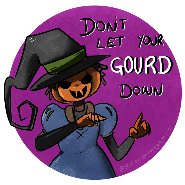 Don't Let Your Gourd Down