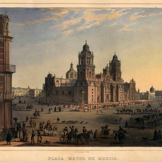 Plaza Mayor de Mexico
