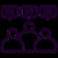 Purple and Yellow Lotus Fitness Logo (6)