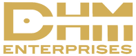DHM Enterprises logo - gold 5in.png