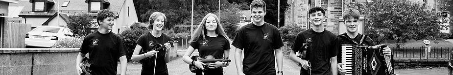 Monadh Ruadh Fèis Spè Ceilidh Band 2019
