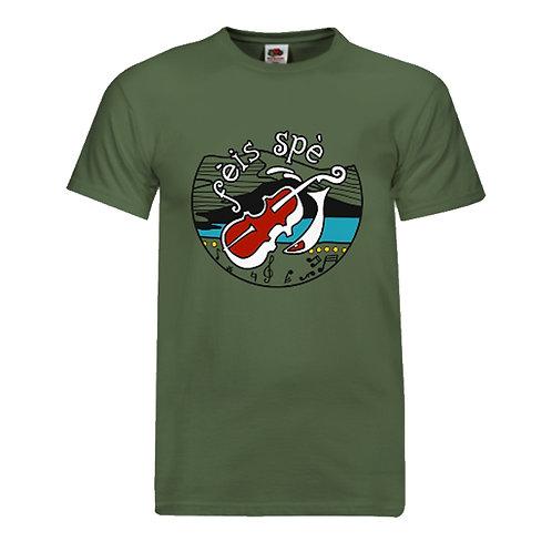 Unisex Fèis Spè T-Shirt