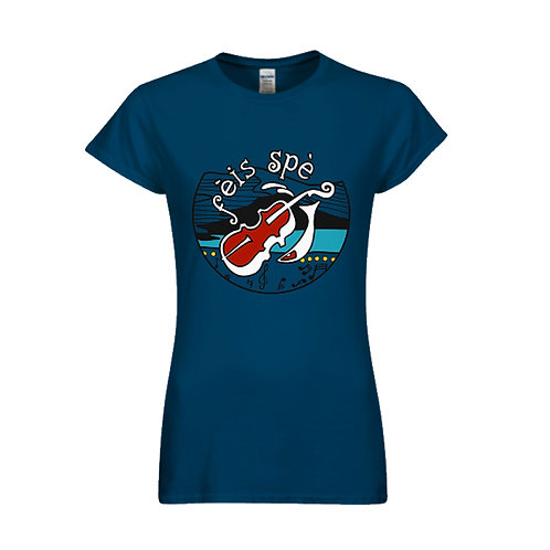 Fèis Spè Ladies T-shirt