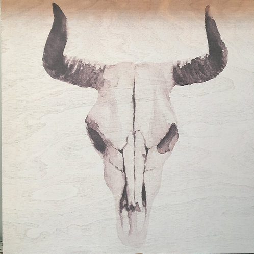 Custom Skull Print