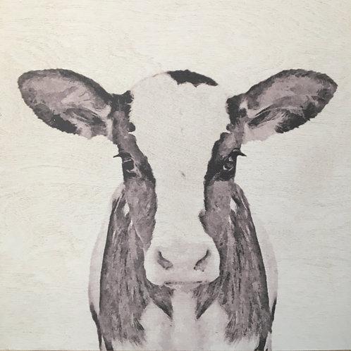 Custom Cow Print