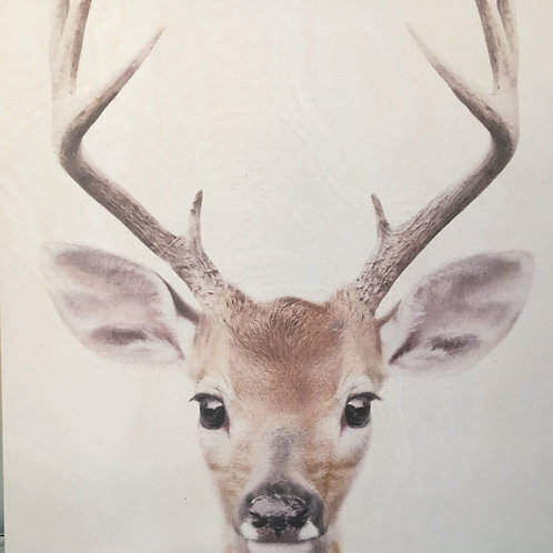 Custom Deer Print