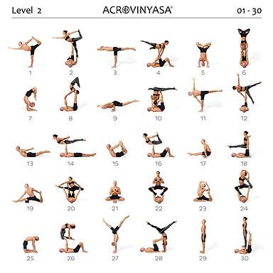 YogaBeyond ACROVINYASA AcroYoga Vinyasa Yoga
