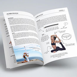 YogaBeyond School ACROVINYASA AcroYoga Vinyasa Yoga manual teacher training