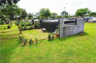 Manila Memorial Double Niche side view