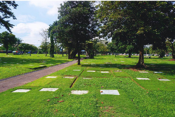 Manila Memorial Lawnlots
