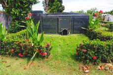 Front View of Manila Memorial Singe Niche