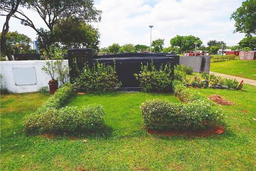 Manila Memorial Park Garden Single Niche