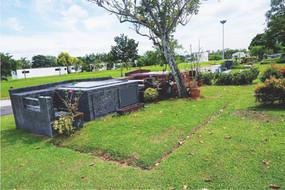 Manila Memorial Park Double Niche