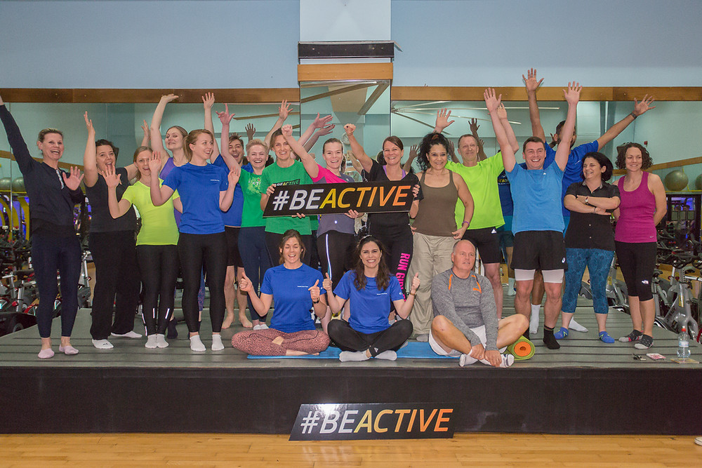 #BeActive European Week of Sport