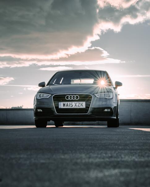 Audi A3 Owner: https://www.instagram.com/samueljstevens/