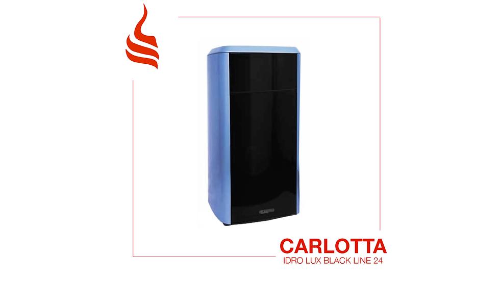Carlotta Idro Lux Black Line (Idroventilata) 24