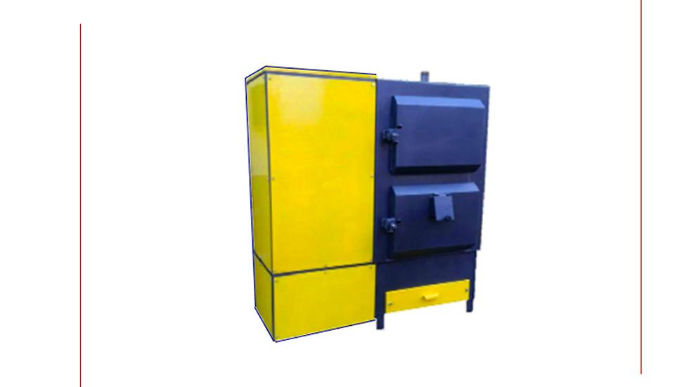 """Biomass boiler """"K-DC-AE 50"""""""