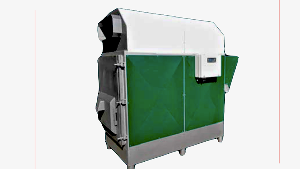"Biomass hot air generator ""KG 200"""