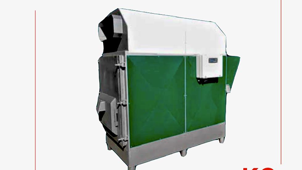 "Biomass hot air generator ""KG 80"""