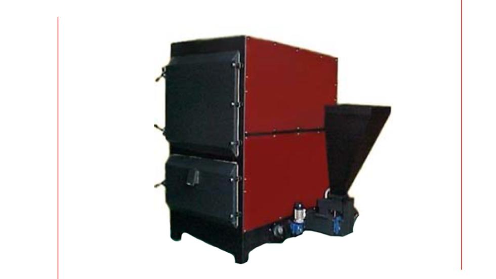 """Caldaia a biomasse """"K-DC 200"""""""