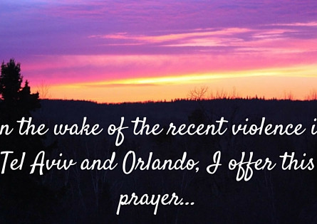 A Prayer for Our Journey Towards Peace