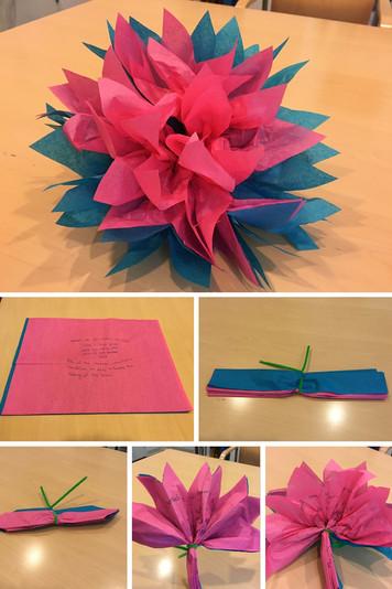 Sukkot Craft: Blessing Blossoms