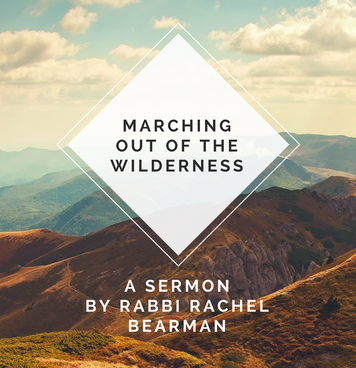 Marching Out Of The Wilderness