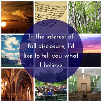 #BlogElul Day 8: Believe