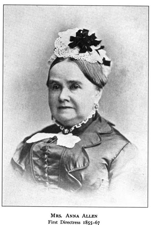 Mrs. Anna Allen