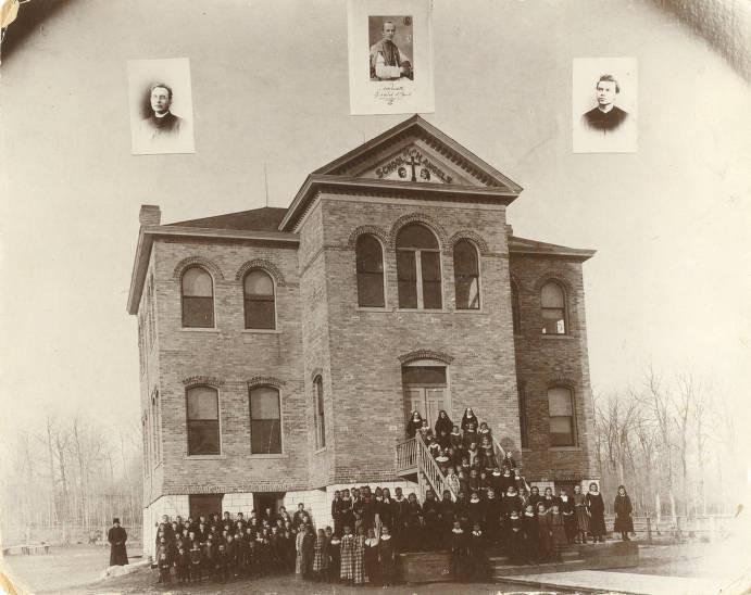 Holy Angels School, Browerville, MN