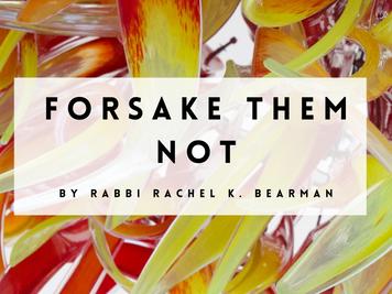 A Sermon for Yom Kippur 2020
