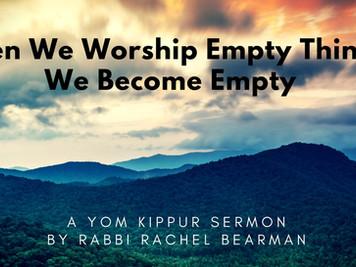 Yom Kippur 2017